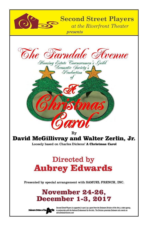 SSP\'s Farndale Ave Christmas Carol