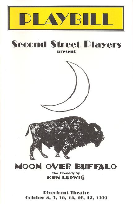 An analysis of the moon over buffalo